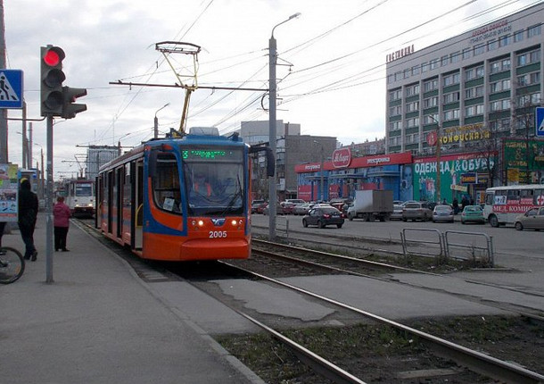 Проезд в трамваях и троллейбусах подешевеет для держателей транспортных карт