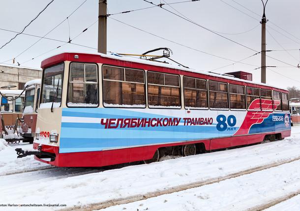 В Челябинске будет музыкальный трамвай