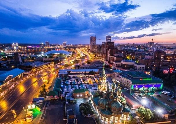 Челябинск вошел в топ-20 городов для поездок на майские праздники