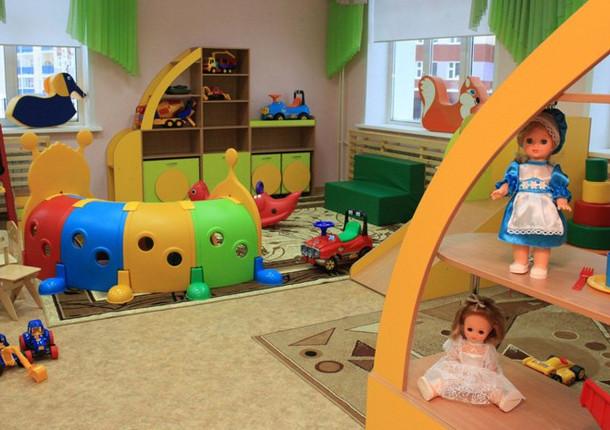 В Челябинске открыли еще один детсад