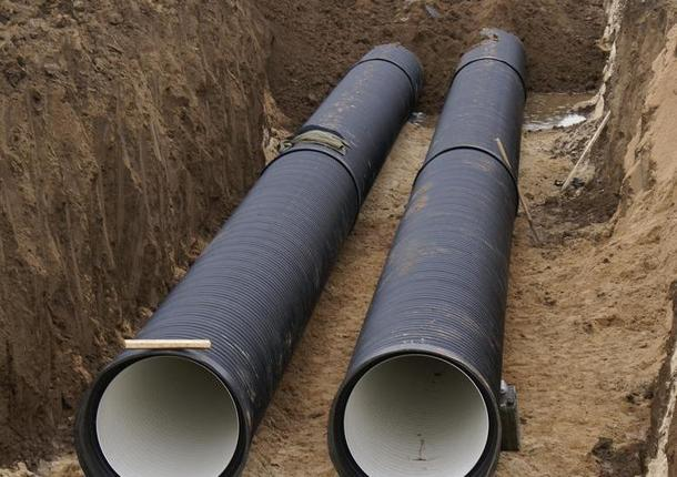 В Челябинске починен водопровод