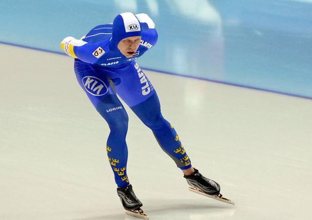Челябинск принимает чемпионат РФ по конькобежному спорту
