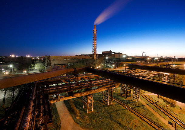 На Челябинском металлургическом комбинате побывали китайские бизнесмены