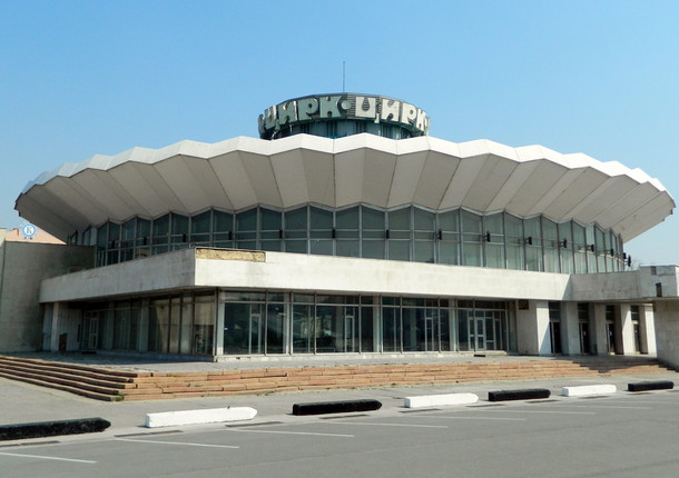В Челябинске отремонтируют цирк